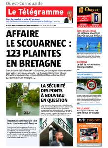 Le Télégramme Ouest Cornouaille – 19 novembre 2019