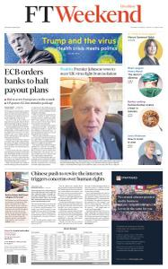 Financial Times USA - March 28, 2020