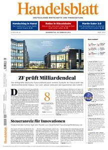 Handelsblatt - 28. Februar 2019