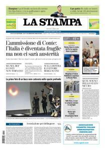 La Stampa Torino Provincia e Canavese - 11 Aprile 2019