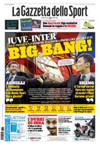 La Gazzetta dello Sport Bergamo – 06 marzo 2020
