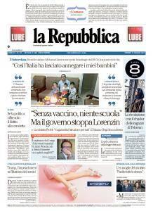 la Repubblica - 12 Maggio 2017