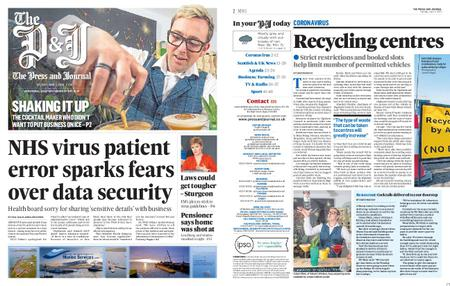 The Press and Journal Moray – June 02, 2020