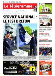Le Télégramme Brest Abers Iroise – 18 juin 2019