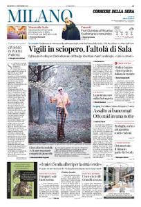 Corriere della Sera Milano – 02 dicembre 2018