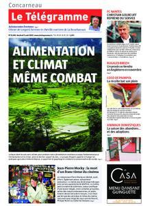 Le Télégramme Concarneau – 09 août 2019