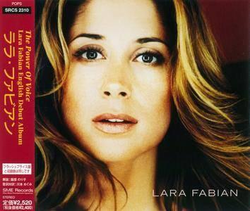 Lara Fabian - Lara Fabian (1999) Japanese Edition 2000 [Re-Up]