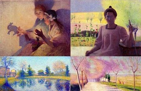 French Postimpressionism Artists