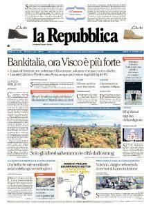 la Repubblica - 21 Ottobre 2017