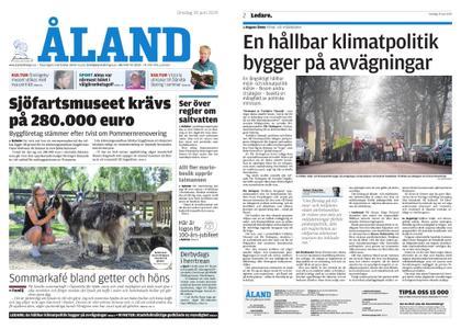 Ålandstidningen – 19 juni 2019