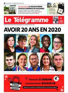 Le Télégramme Ouest Cornouaille – 07 décembre 2020