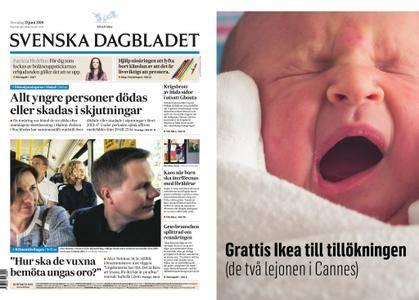 Svenska Dagbladet – 21 juni 2018