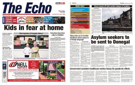 Evening Echo – July 08, 2021