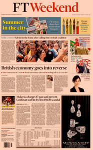 Financial Times UK – 10 August 2019