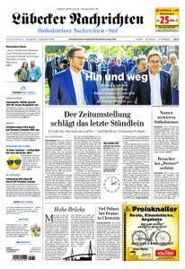 Lübecker Nachrichten Ostholstein Süd - 01. September 2018