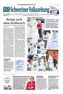 Schweriner Volkszeitung Hagenower Kreisblatt - 31. März 2020