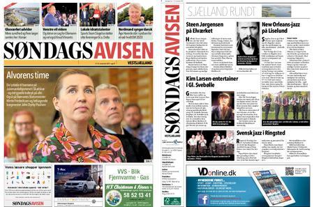 Søndagsavisen Vestsjælland – 21. november 2019