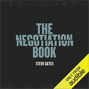 The Negotiation Book: Your Definitive Guide to Successful Negotiating [Audiobook]