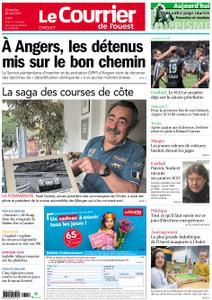 Le Courrier de l'Ouest Cholet – 26 mai 2019