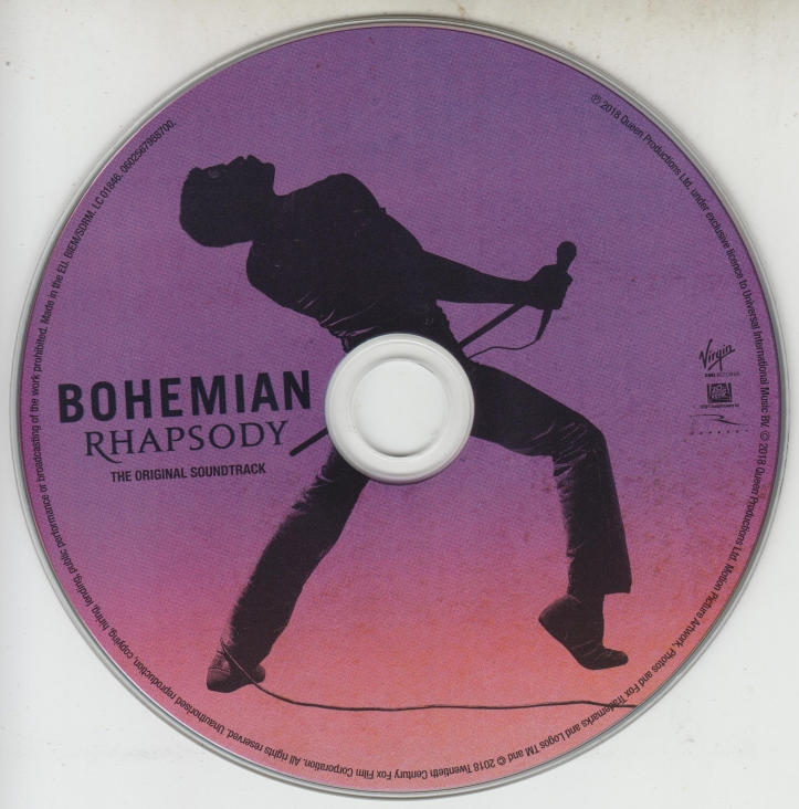 Queen - Bohemian Rhapsody (The Original Soundtrack) (2018)