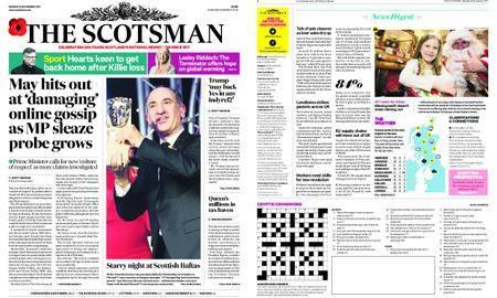 The Scotsman – November 06, 2017