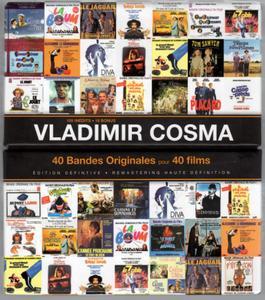 Vladimir Cosma Volume 1: 40 Films And 40 Bandes Originales (17CD Box Set, 2009)
