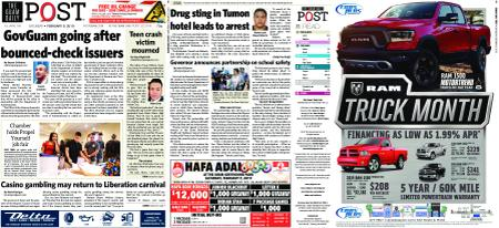 The Guam Daily Post – February 09, 2019