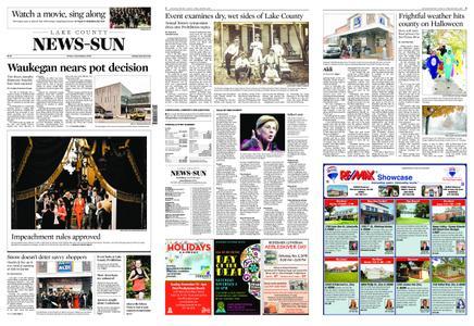 Lake County News-Sun – November 01, 2019