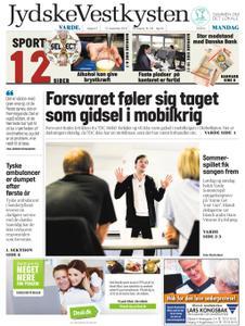 JydskeVestkysten Varde – 12. november 2018