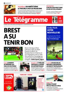 Le Télégramme Brest – 05 octobre 2020
