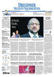 Dresdner Neueste Nachrichten - 10. Februar 2018