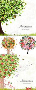 Creative trees