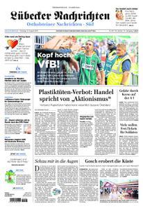 Lübecker Nachrichten Ostholstein Süd - 13. August 2019