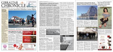 Gibraltar Chronicle – 05 December 2018