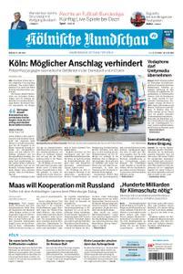 Kölnische Rundschau Wipperfürth/Lindlar – 19. Juli 2019