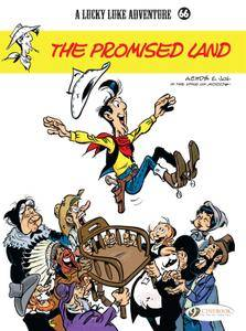 Lucky Luke vol 66 - The Promised Land 2017 webrip