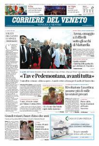 Corriere del Veneto Venezia e Mestre – 22 giugno 2019