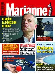 Marianne - 20 juillet 2019