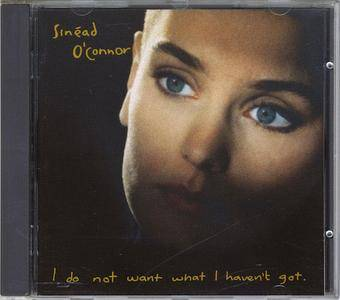 Sinéad O'Connor - I Do Not Want What I Haven't Got (1990)