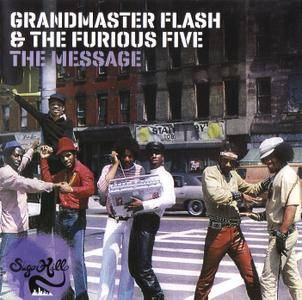 Grandmaster Flash & The Furious Five - The Message (1982) Expanded Remastered Edition 2010
