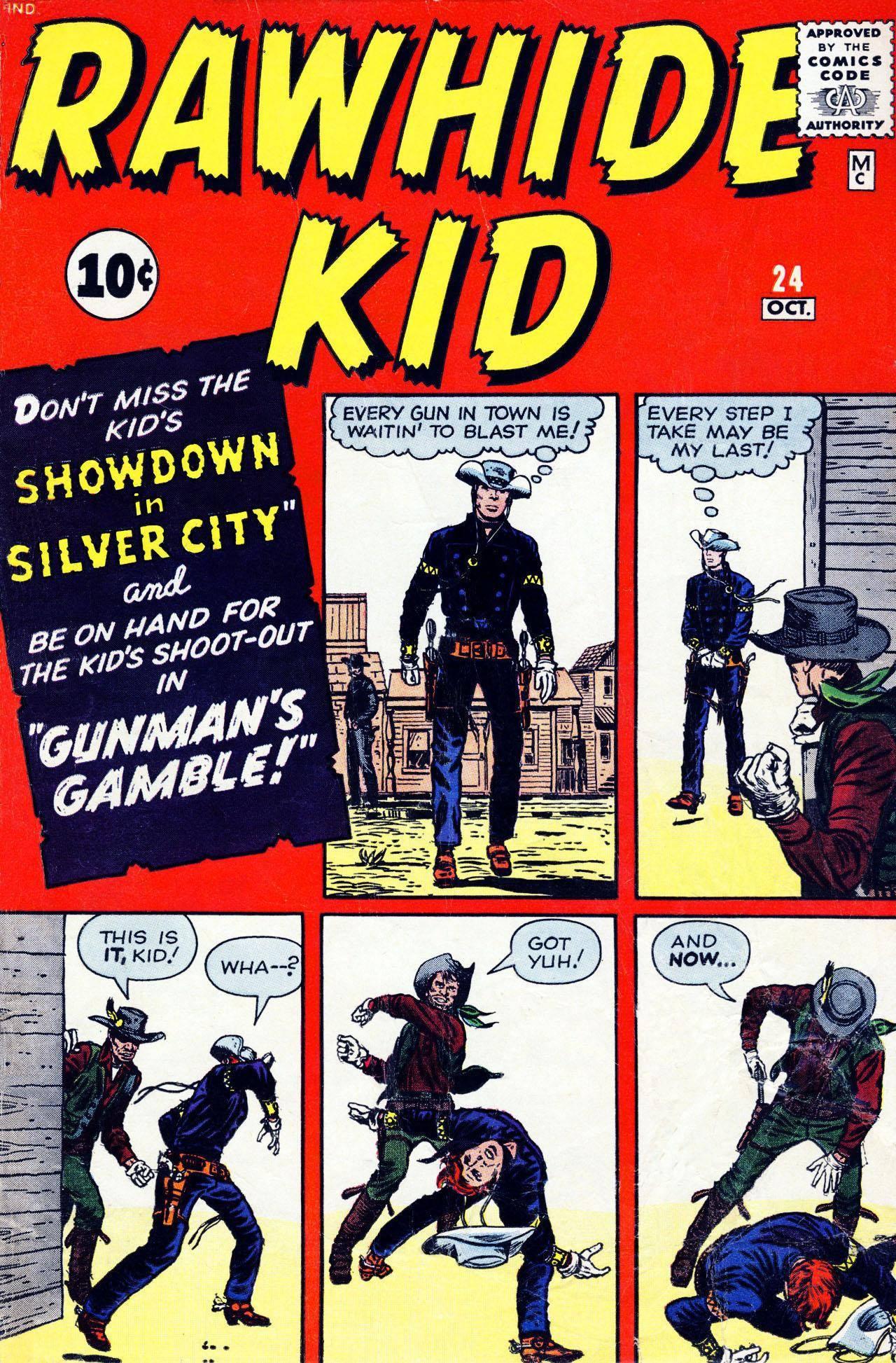 Rawhide Kid v1 024 1961