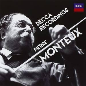 Pierre Monteux - Decca Recordings (2016) (20 CD Box Set)