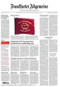 Frankfurter Allgemeine Zeitung F.A.Z. - 12. Februar 2018
