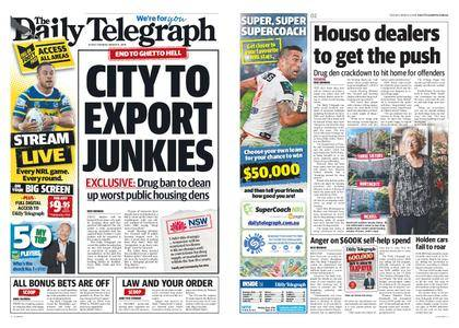 The Daily Telegraph (Sydney) – March 06, 2018