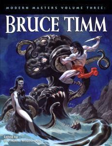 Modern Masters Vol 03 - Bruce Timm ArtNet - DCP