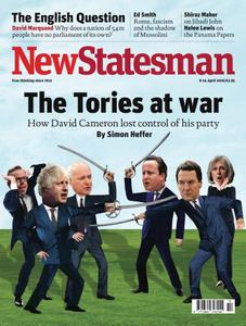 New Statesman - 8 - 14 April 2016
