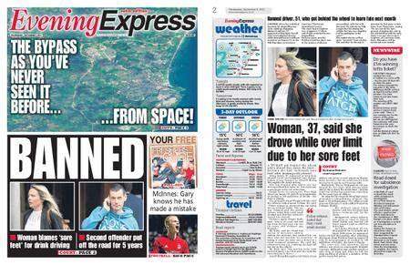 Evening Express – September 06, 2017