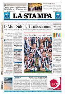 La Stampa Imperia e Sanremo - 10 Maggio 2018