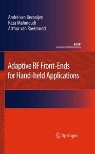 Adaptive RF Front-Ends for Hand-held Applications (repost)