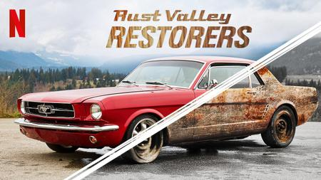 Rust Valley Restorers S01
